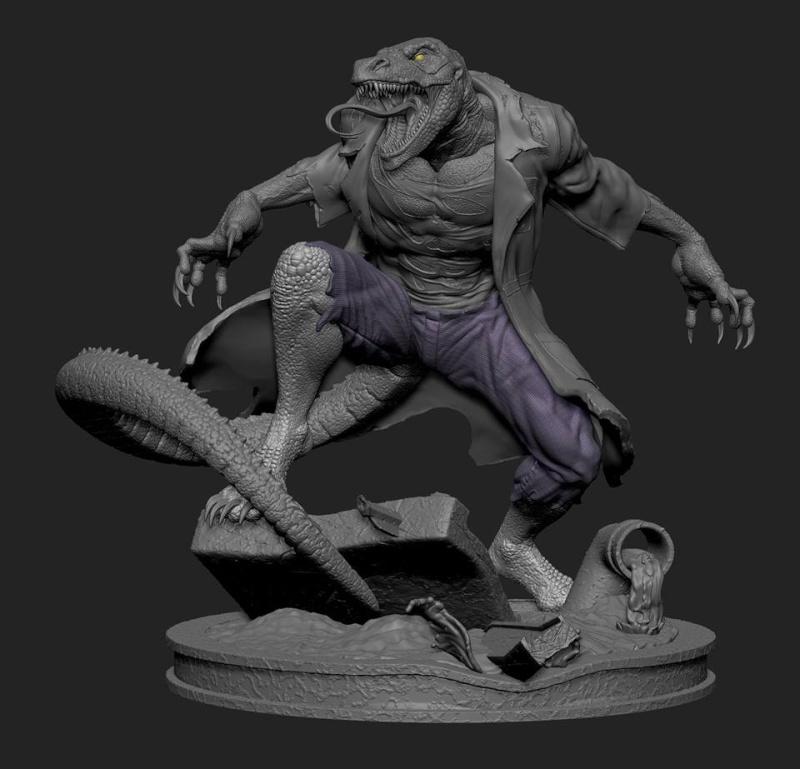 Premium Collectibles : Lizard 12814310