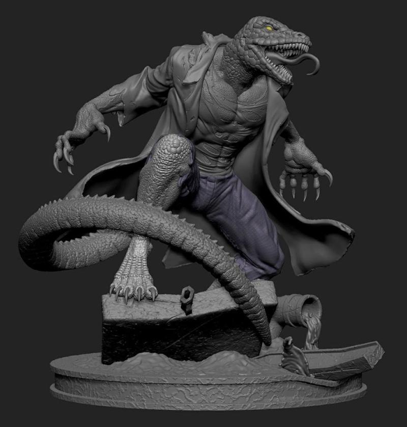 Premium Collectibles : Lizard 12814510
