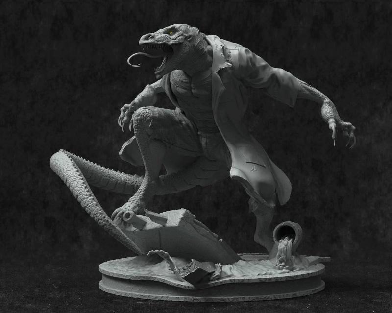 Premium Collectibles : Lizard 12828410