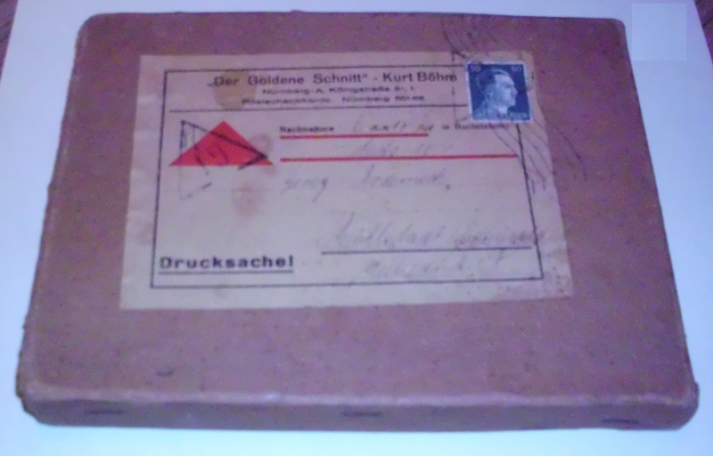 """Frage zu """"Päckchen"""" u.a. Drucks12"""