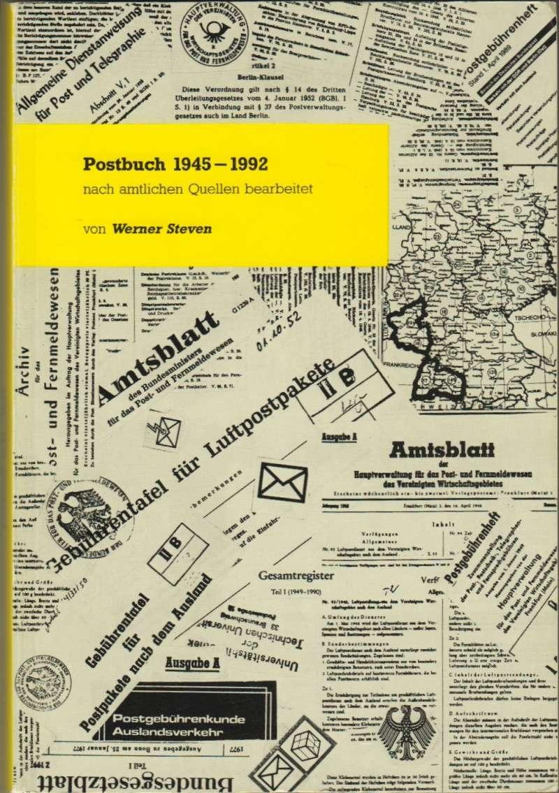 Die Büchersammlungen der Forumsmitglieder - Seite 6 Postbu10