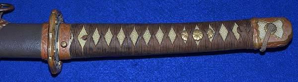 sabre japonais - authentif 1-110