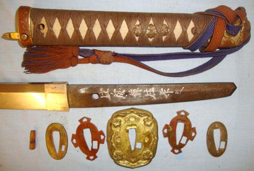 sabre japonais - authentif Jap_2410