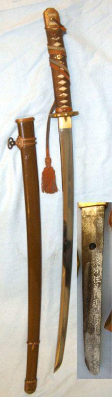 sabre japonais - authentif Shin_110