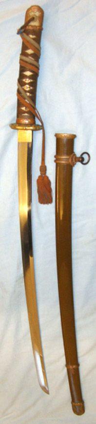 sabre japonais - authentif Shin_111