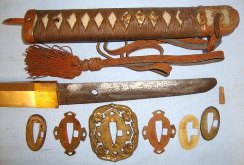 sabre japonais - authentif Shin_210