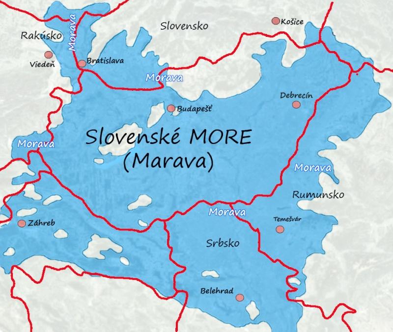 Na počiatku bolo More - Slovenské more a Morava Marava10
