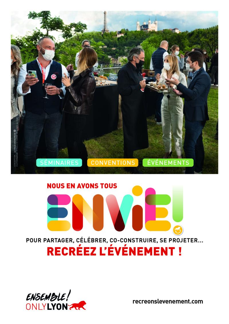 Evénementiel : Lyon Métropole veut relancer la filière Campag10