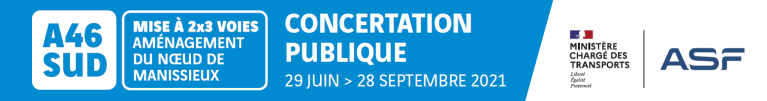 Concertation publique sur l'A46 : Lyon Métropole vote contre l'élargissement de l'A46 Clotur10