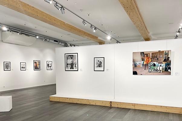 Lyon : Ile Barbe, expo Robert Doisneau et Lyon au  Musée Jean Couty  Expo_d11