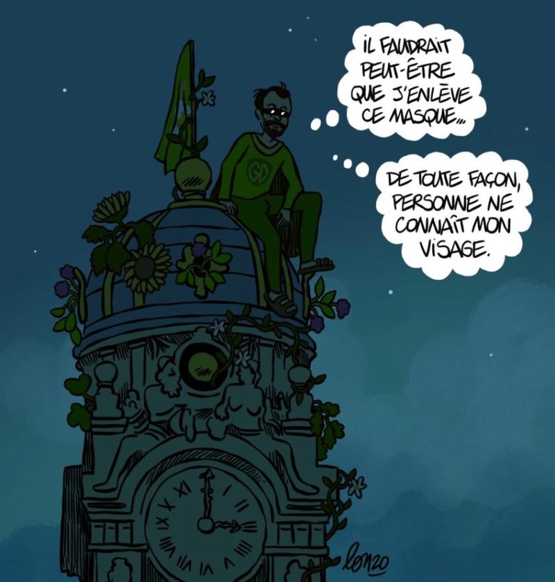 L'Arrière-cour : un long entretien avec Grégory Doucet avant son élection à Lyon. Grzogo11