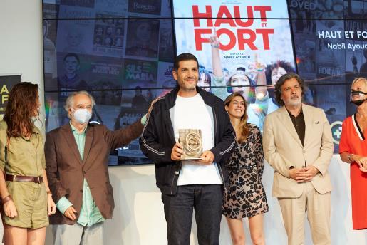 """Le film """"Haut et Fort"""" reçoit le prix du cinéma positif au Festival de Cannes Haut_e10"""