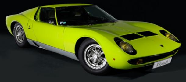 Porsche 911, Miura, Packard : Vente aux enchères de la plus belle collection européenne d'avant guerre La_lam10