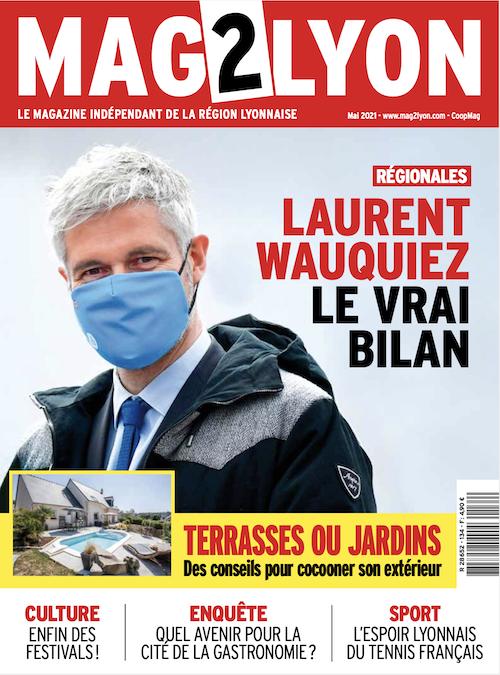 Kiosque : le vrai bilan de Laurent Wauquiez à la Présidence de la région Auvergne Rhône-Alpes Lauren10