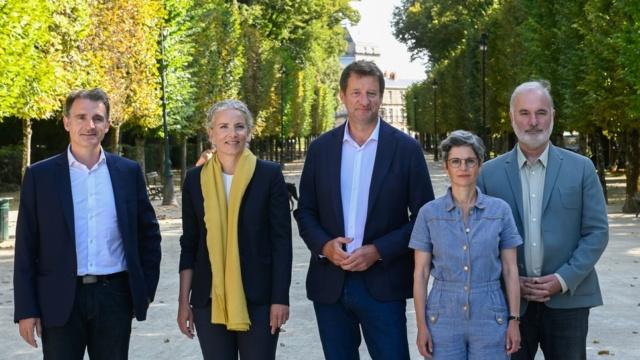 Résultat de la primaire des écologistes : Yannick Jadot vainqueur du second tour avec 51,03%   Les_ca10