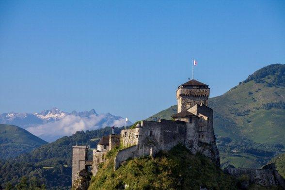 Randonnée : les pyrénées, Lourdes et le cirque de Gavarnie Lourde10
