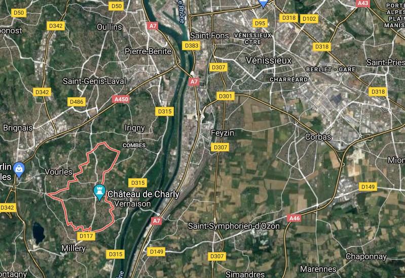 Lyon Métropole annonce la création d'un 3ème cimetière intercommunal Lyon_l11