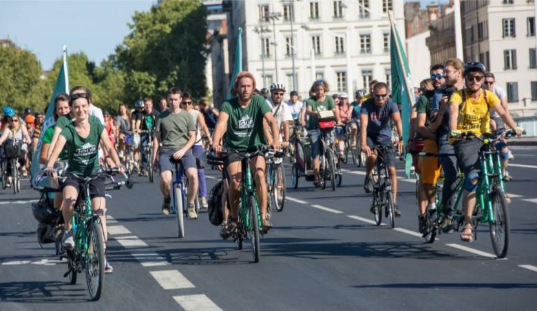 Lyon : la Ville à Vélo et Alternatiba font leur Vélorution ! Lyon_v11