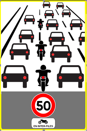 Motos : la circulation interfiles autorisée à LYON et dans le département du Rhône Moto_c10