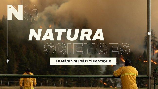 Presse : Natura sciences se réinvente en média du défi climatique Natura10