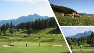 Actu du Vercors (Isère) : Reprise du Golf, réouverture de l'espace Biathlon ski-roue... Parc_d10