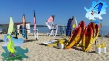 Vacances : le Médoc atlantique hisse le pavillon bleu !  Plages10