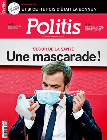 Politis : un ministre et des invisibles en première ligne Politi10