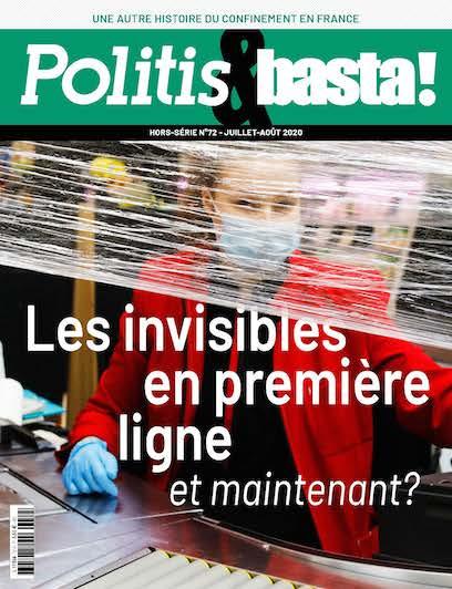 Politis : un ministre et des invisibles en première ligne Politi11