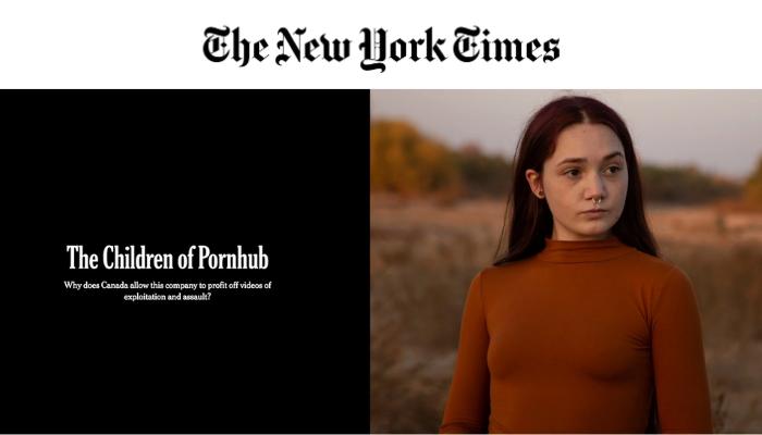 """Pornocriminalité PornHub, """"Jacquie et Michel"""", Dorcel : la fin de l'impunité Pornhu10"""