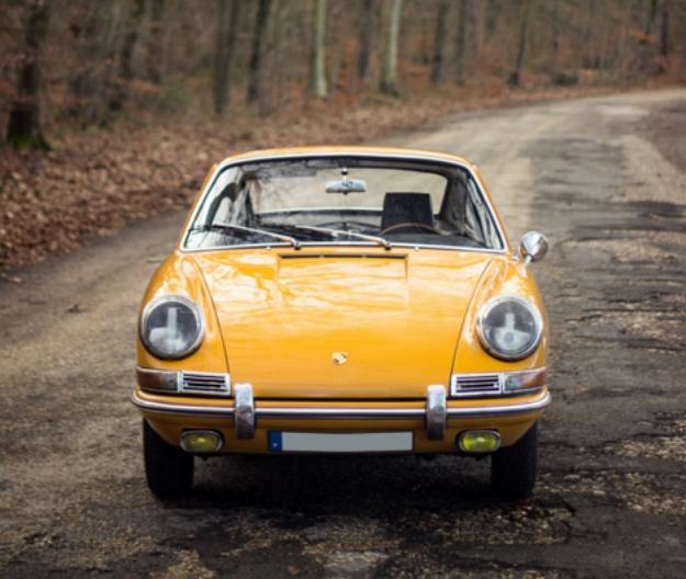 Porsche 911, Miura, Packard : Vente aux enchères de la plus belle collection européenne d'avant guerre Porsch10