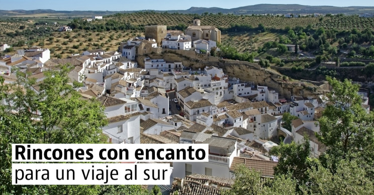 Los 6 pueblos más espectaculares del sur de España Pueblo10