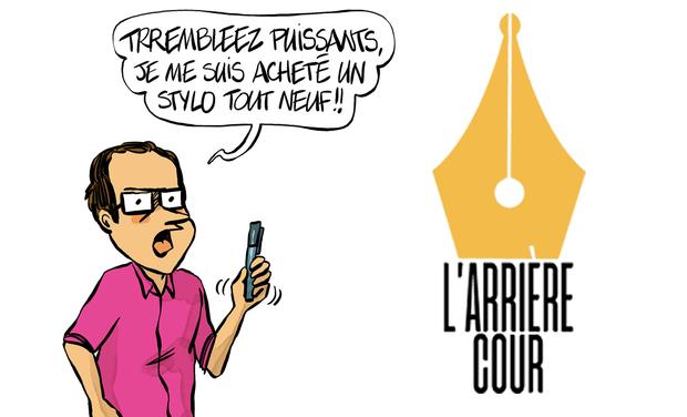 Un nouveau média à Lyon : L'arrière-cour fait appel au financement participatif Ruffie10