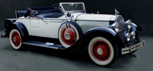 Porsche 911, Miura, Packard : Vente aux enchères de la plus belle collection européenne d'avant guerre Un_trz10