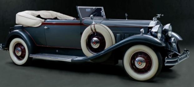 Porsche 911, Miura, Packard : Vente aux enchères de la plus belle collection européenne d'avant guerre Une_ex10