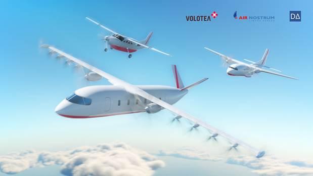 Aviation : les premiers avions 100% électriques présentés par Volotea Volote10