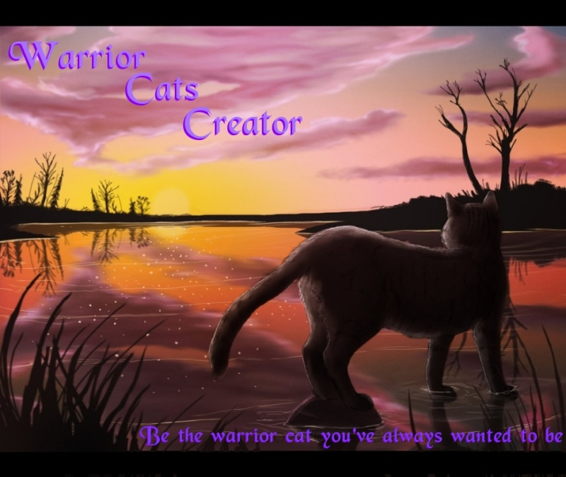 Warrior Cats Creator Banner10