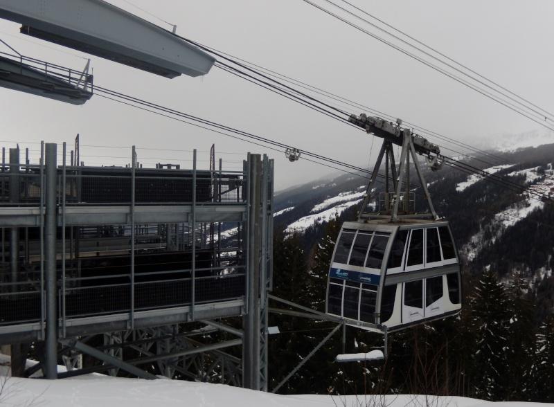 Téléphérique bicâbles Vanoise express  Dscn0213