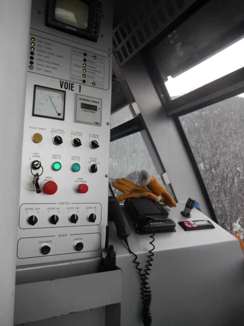 Téléphérique bicâbles Vanoise express  Dscn0216