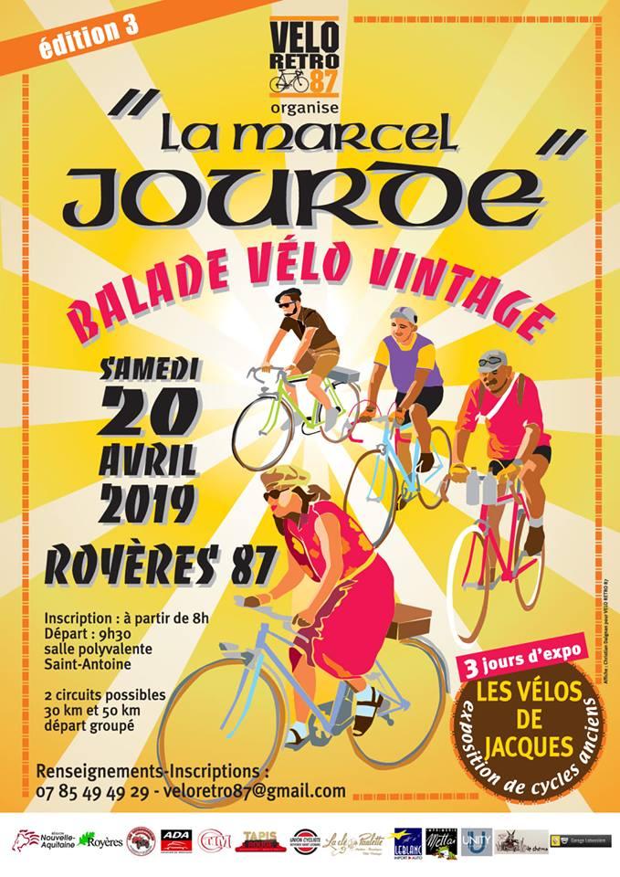 La marcel jourde - samedi 20 avril 2019 - Royères (87) 49785012