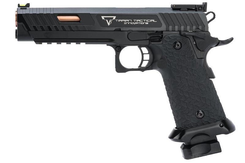 Arme de poing en complement d'une carabine à air comprimé - Page 2 Emg--t10
