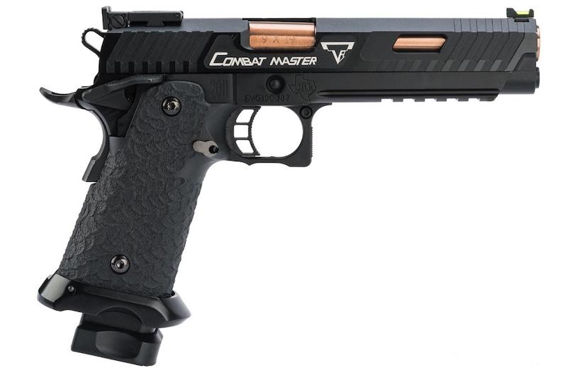 Arme de poing en complement d'une carabine à air comprimé - Page 2 Emg--t11
