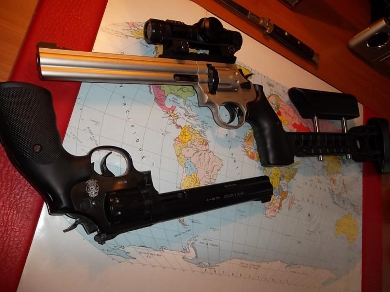 Smith & Wesson 586 et 686 8 pouces Umarex. Sam_2111