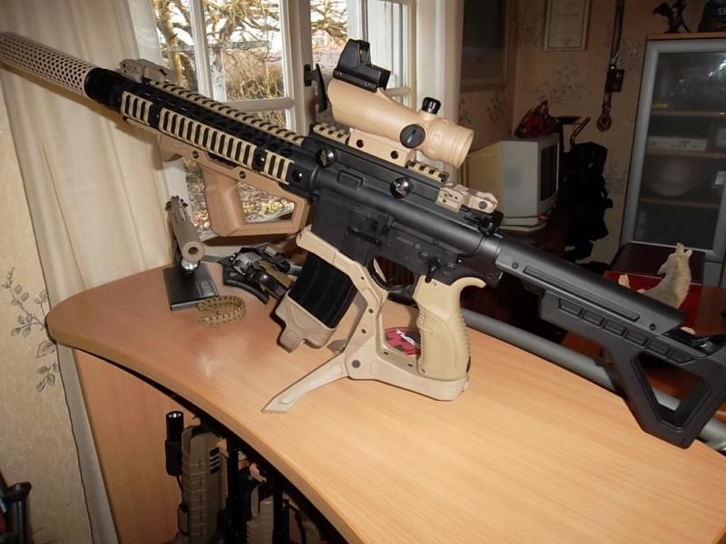HK 416 Umarex T4E, bon choix ? - Page 2 Sam_4228