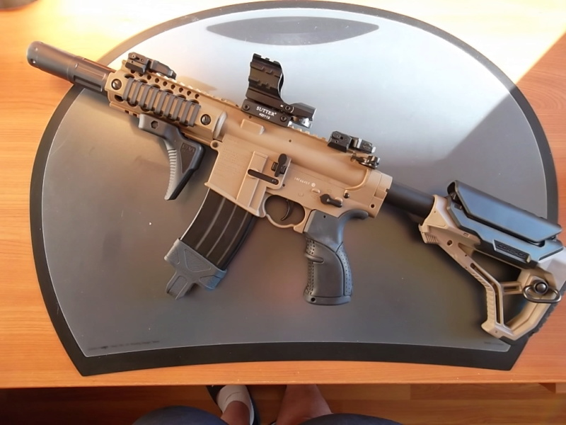 HK 416 Umarex T4E, bon choix ? Sam_4443
