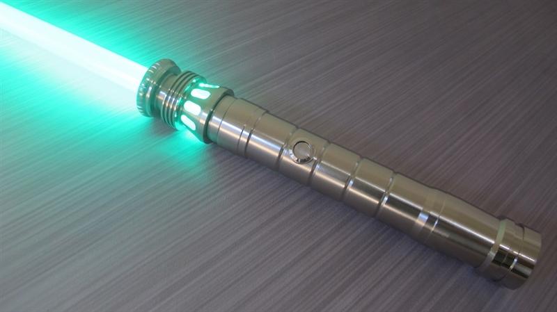 Favorite light saber hilt design? Stunt-10