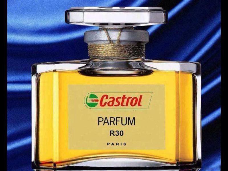 Un parfum pour nous. Humour10