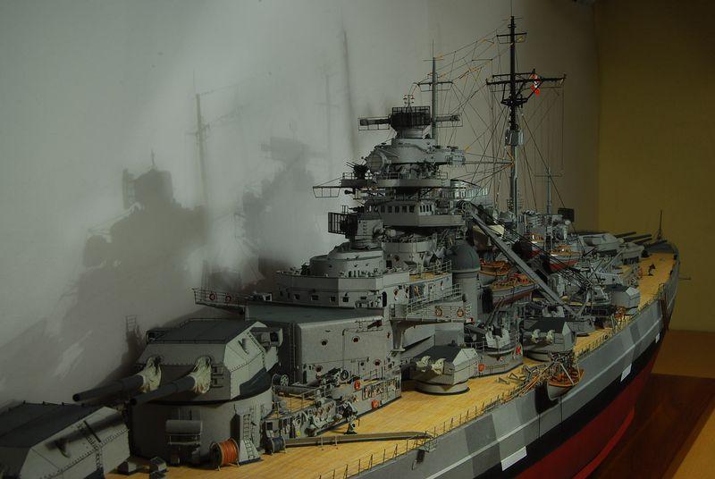 Bismarck scratch au 1/200 ème Efgh_m10