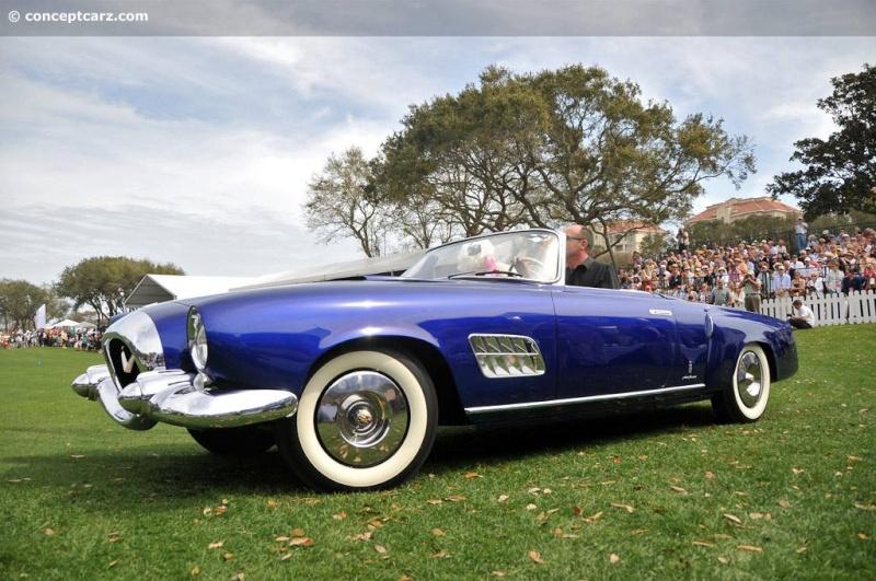 1954 Cadillac Pininfarina Roadster 10553910