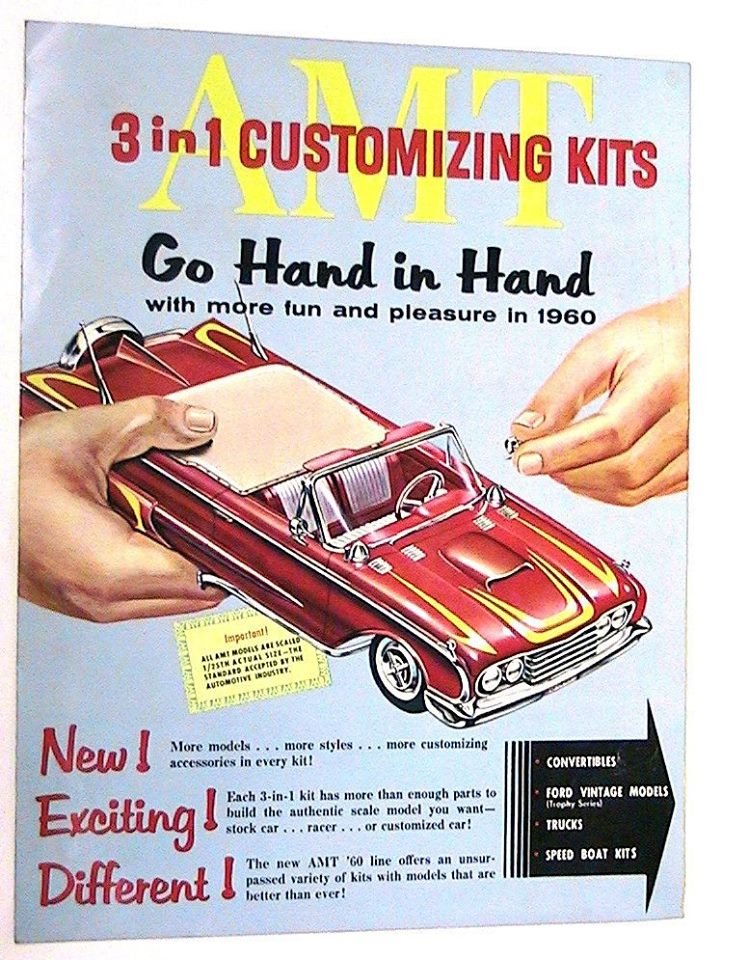 Vintage model kit ad - publicité - Page 2 10610710