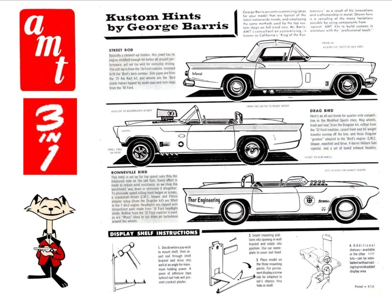 Vintage model kit ad - publicité - Page 2 10869710